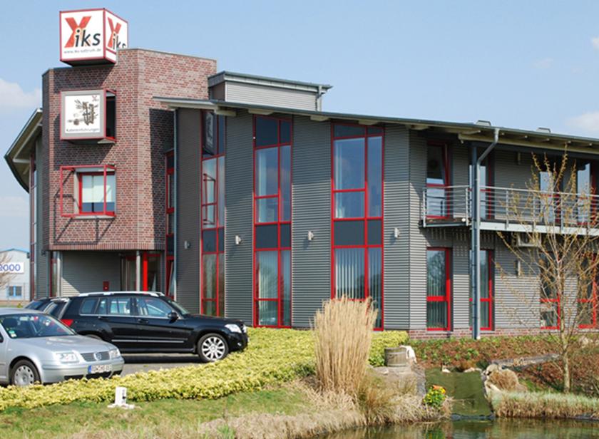 Betriebsgebäude IKS